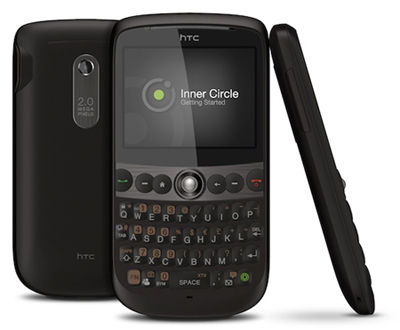 HTC Snap Sim Free Unlocked Mobile Phone