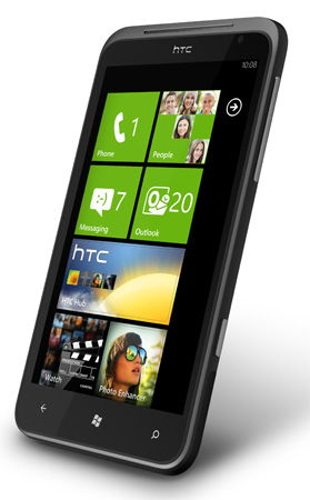 HTC Titan Sim Free Unlocked Mobile Phone