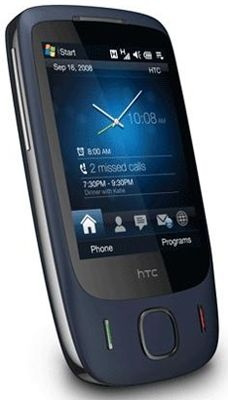 HTC Touch 3G (Blue) PDA Sim Free Unlocked