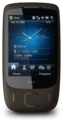 HTC Touch 3G (Brown) PDA Sim Free Unlocked