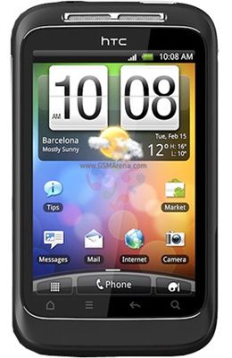 HTC Wildfire S (Black) Sim Free
