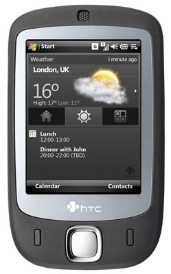 HTC Touch PDA Sim Free Unlocked