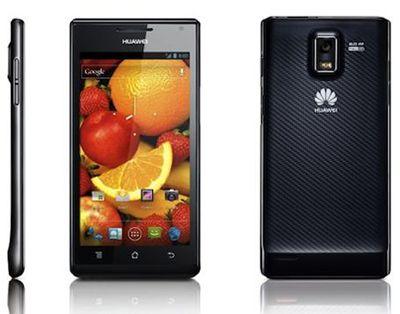 Huawei Ascend P1 Sim Free