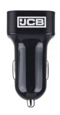 JCB Duo Car Charger