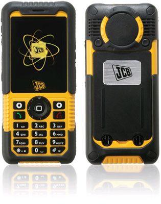 JCB Sitemaster Sim Free Unlocked Mobile Phone