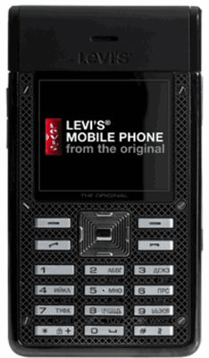 Levi Black Mobile Phone