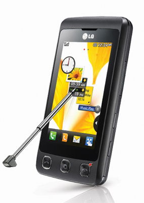 LG Cookie KP500 Sim Free Unlocked Mobile Phone