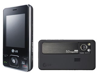 LG KC550 Sim Free Unlocked Mobile Phone