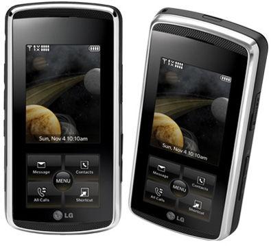 LG KF600 Sim Free Unlocked Mobile Phone