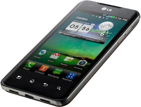 LG Optimus 2X Sim Free Unlocked Mobile Phone