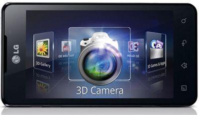 LG Optimus 3D Max Sim Free