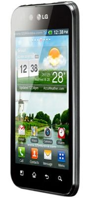 LG Optimus Black P970 Sim Free Unlocked Mobile Phone