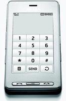 LG Prada Silver  Unlocked Mobile Phone