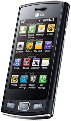 LG Viewty Snap GM360 Sim Free Unlocked Mobile Phone
