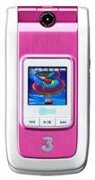 LG U880 Pink Muse Sim-Free Unlocked