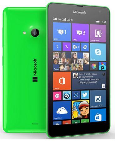 Microsoft Lumia 535 Sim Free
