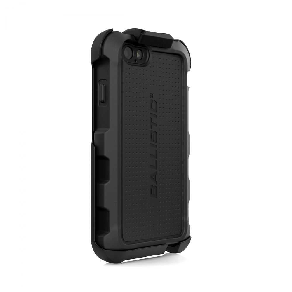 Ballistic Hard Core Tactical with Holster for Apple iPhone 6/6s