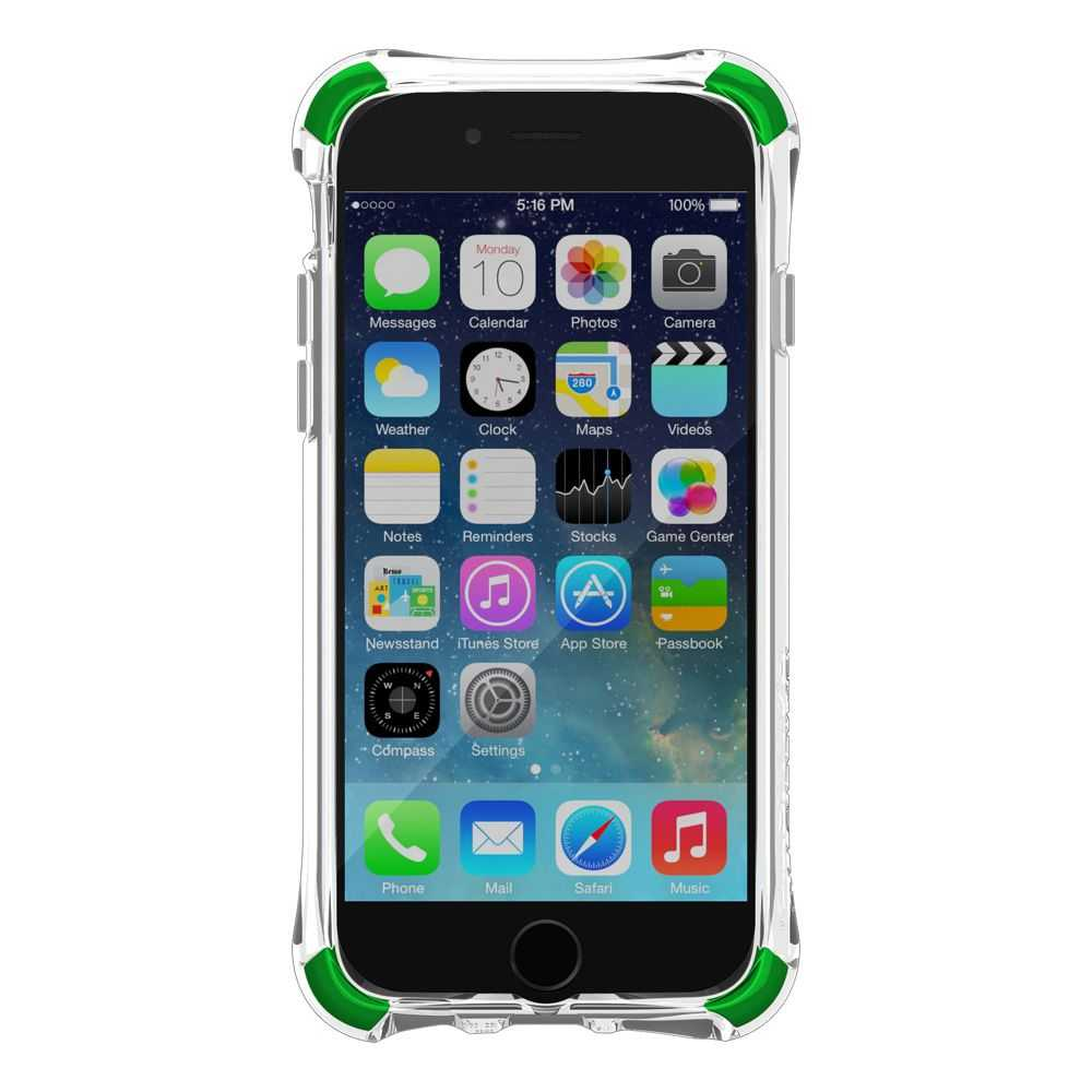 Ballistic Jewel Spark Case for Apple iPhone 6/6s