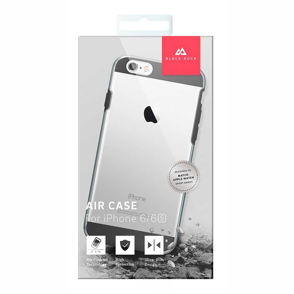 Black Rock Air  Case for Apple iPhone 6/6s