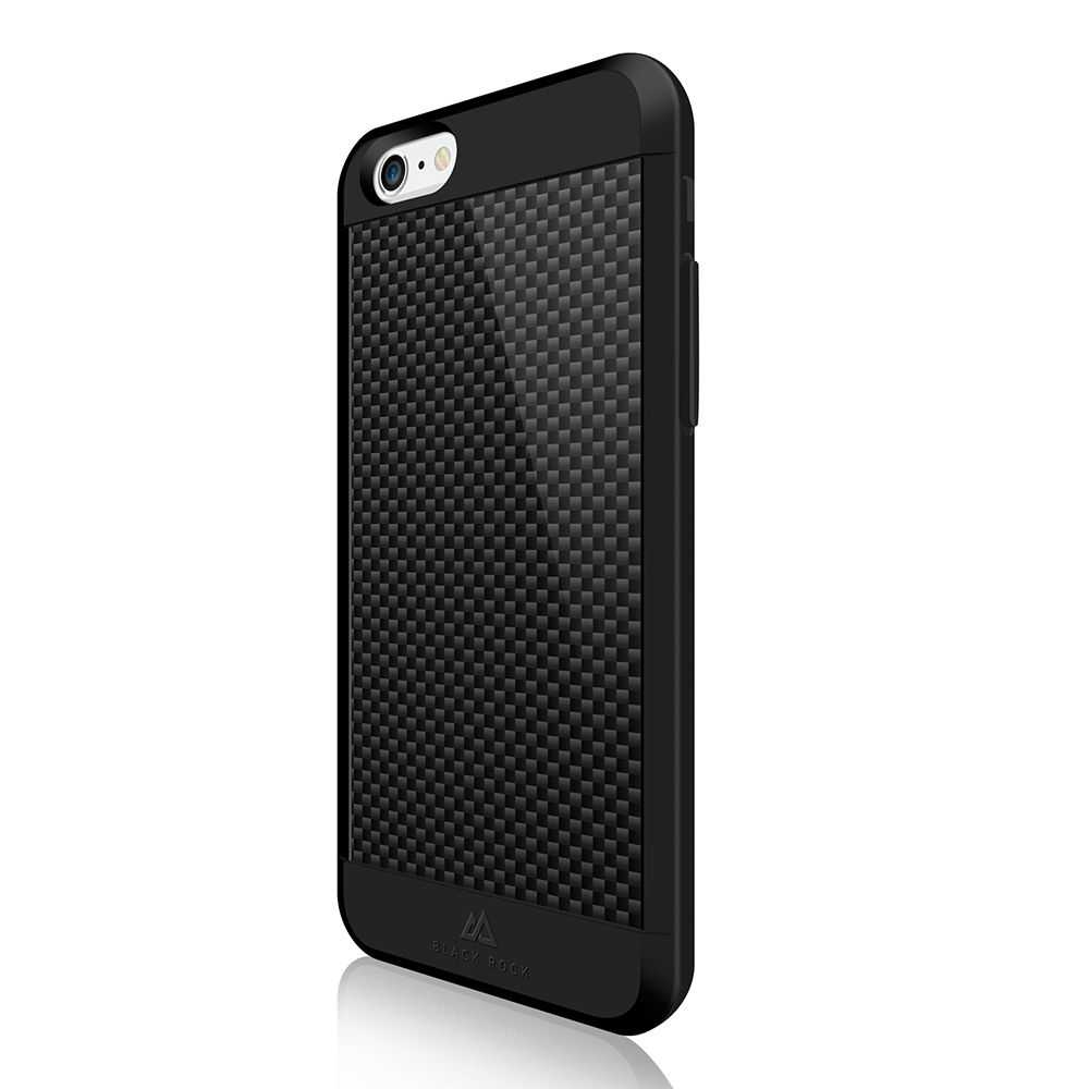 Black Rock Real Carbon Material Case for Apple iPhone 6/6s