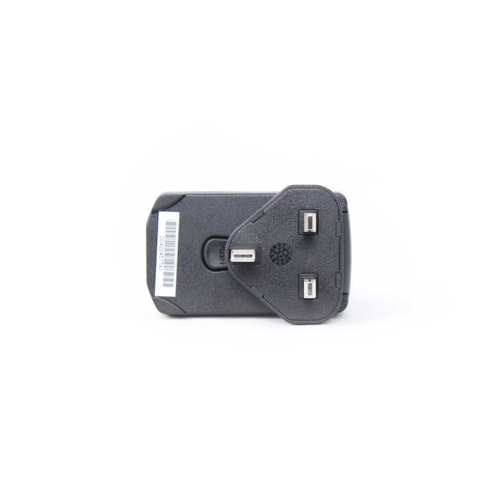 Blackberry Premium Line Travel Charger with 3 Clips