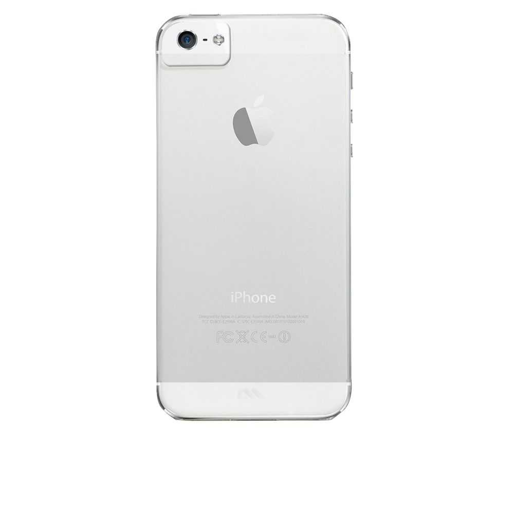 Case-Mate Barely There Case for Apple iPhone 5/5s
