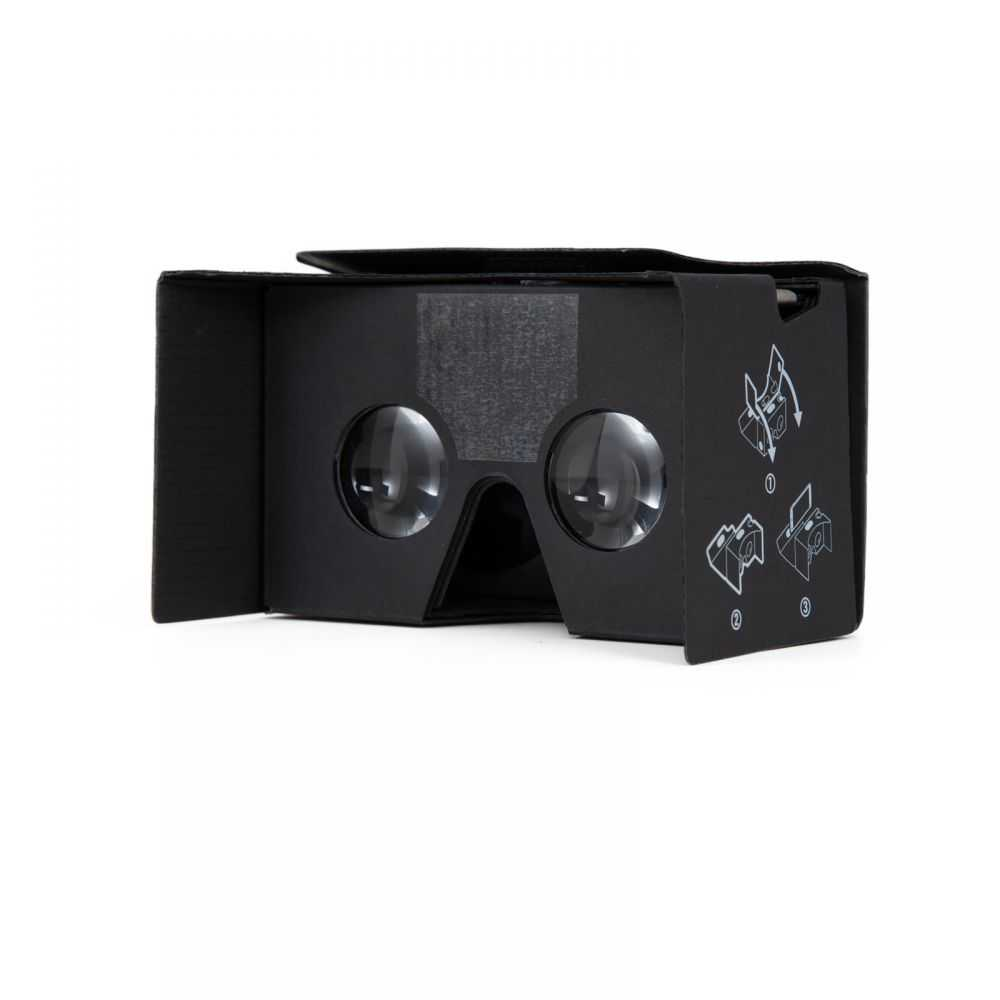 Case-Mate Google Cardboard Universal 3D Virtual Reality Viewer v2.0