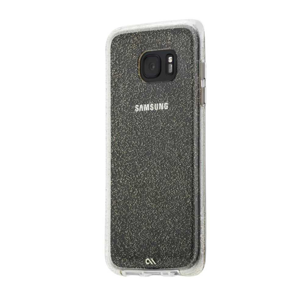 Case-Mate Sheer Glam Case for Samsung Galaxy S7, Samsung Galaxy S7 Edge