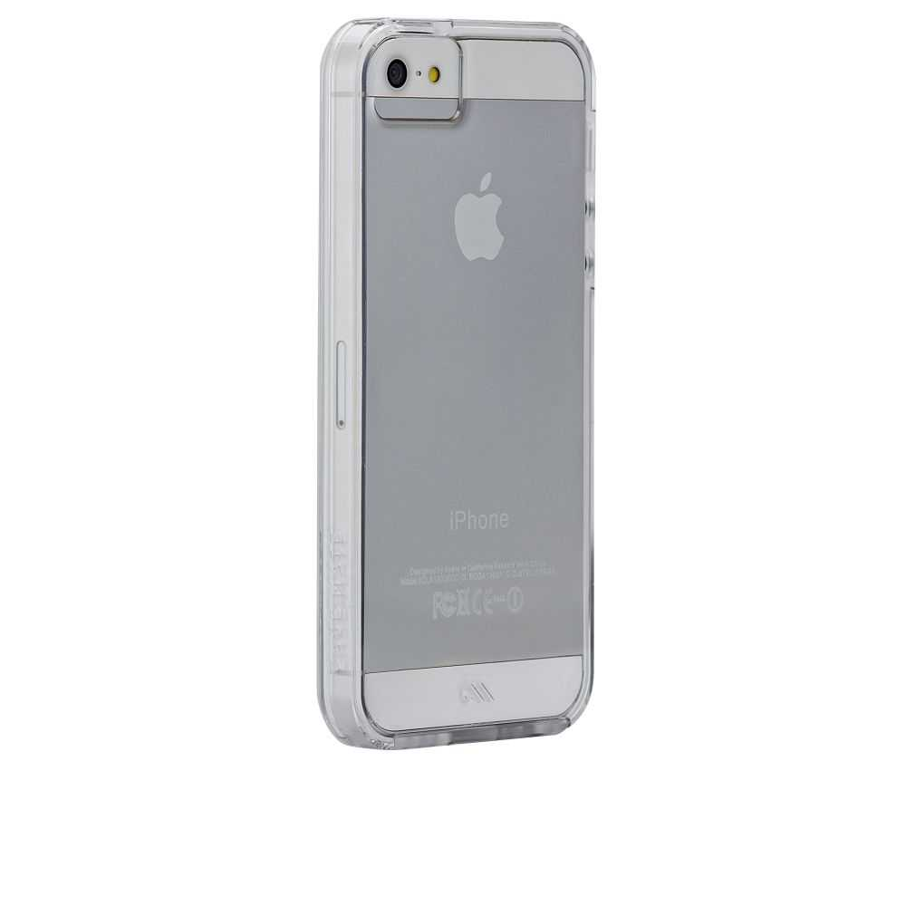 Case-Mate Tough Naked Case for Apple iPhone 5/5s