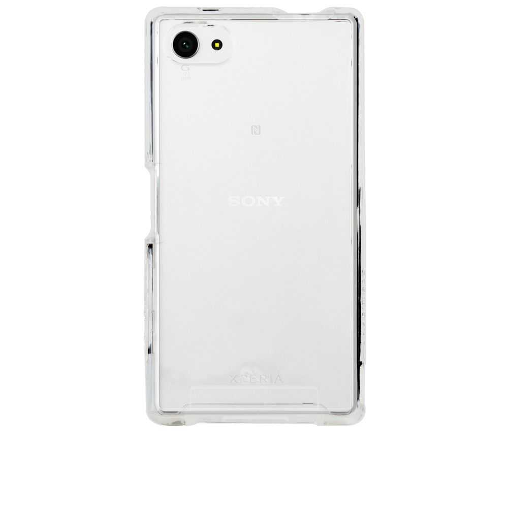 Case-Mate Tough Naked Case for Sony Xperia Z5 Compact
