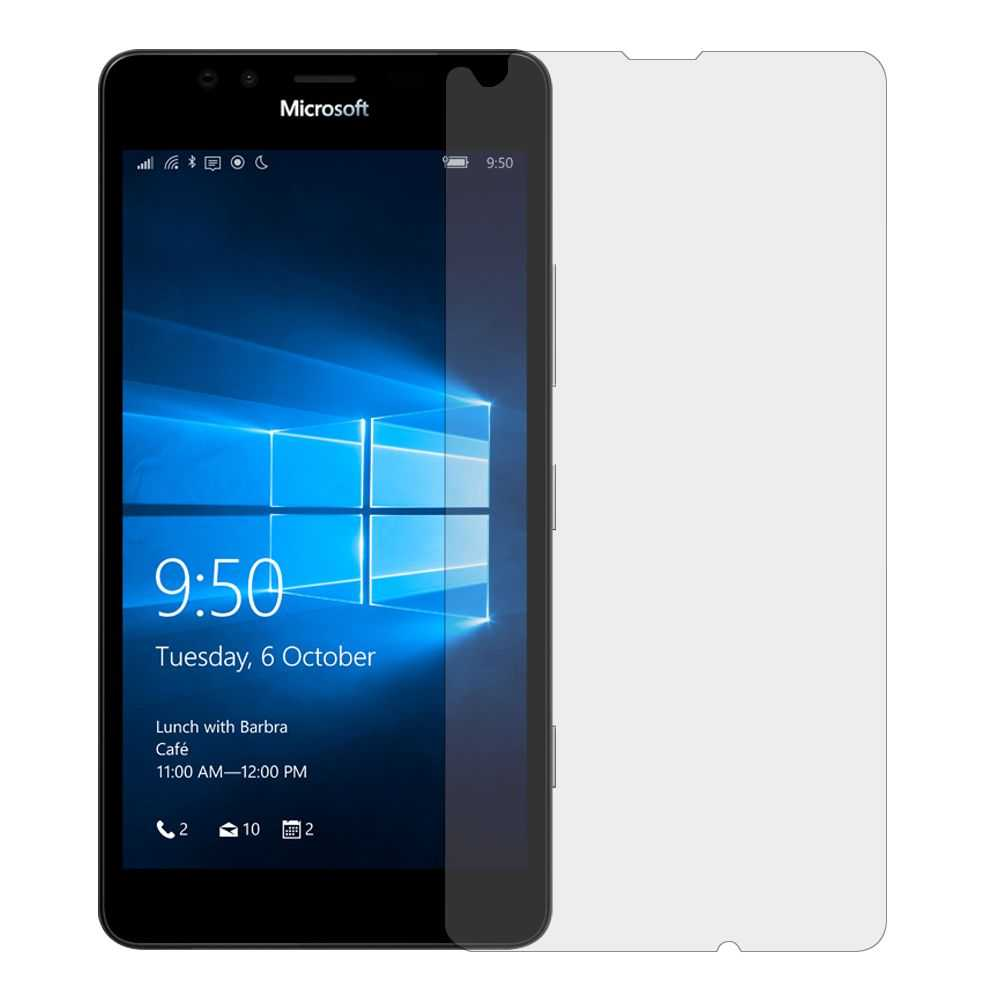 Redneck 0.33mm Tempered Glass Screen Protector for Microsoft Lumia 950
