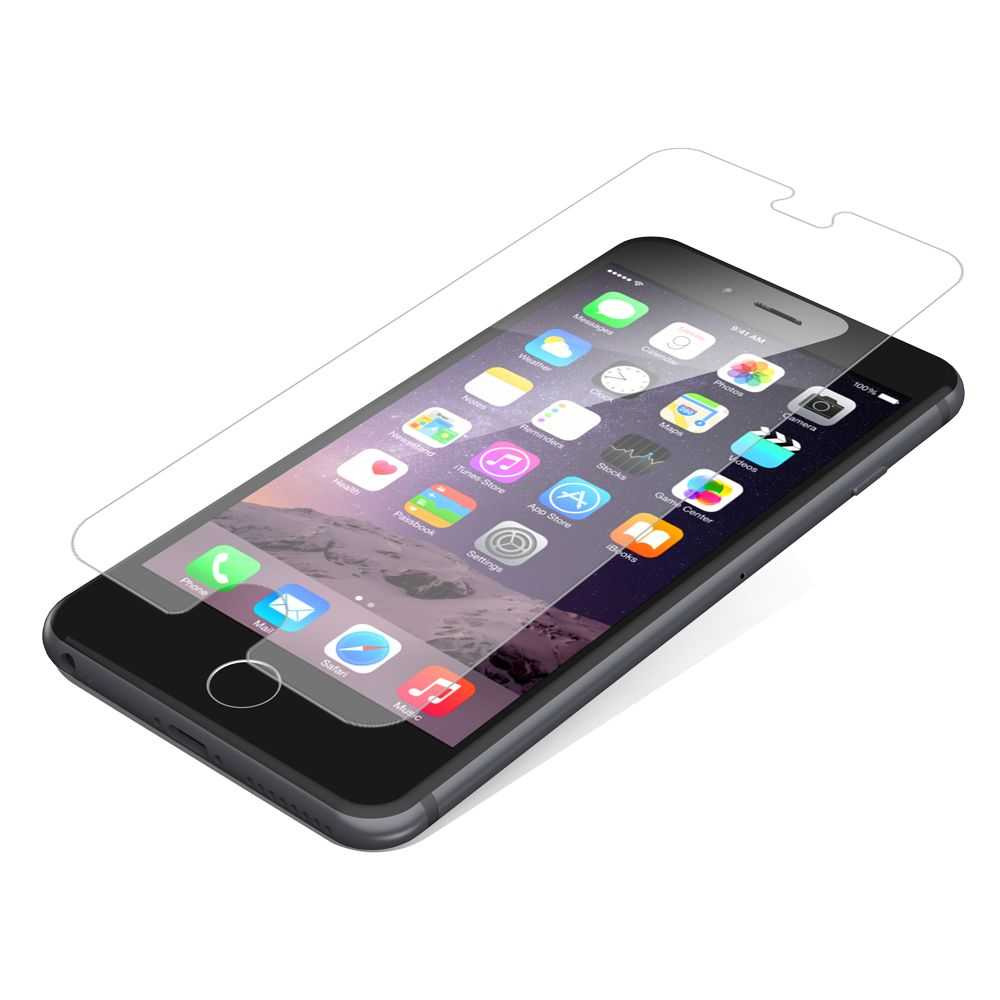 Zagg InvisibleShield Original Screen Protector for Apple iPhone 6 Plus/6s Plus