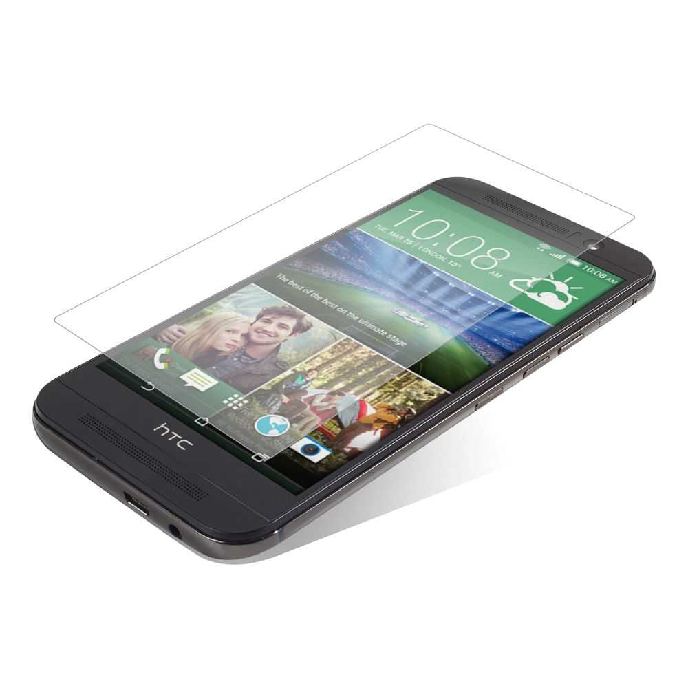 Zagg InvisibleShield Original Screen Protector for HTC One M9