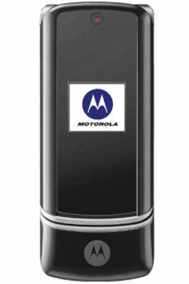Motorola MOTOKRZR K1 Black Mobile Phone Sim-Free Unlocked