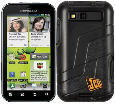 Motorola DEFY Plus JCB Edition Sim Free