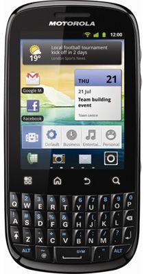 Motorola Fire Sim Free Unlocked Mobile Phone