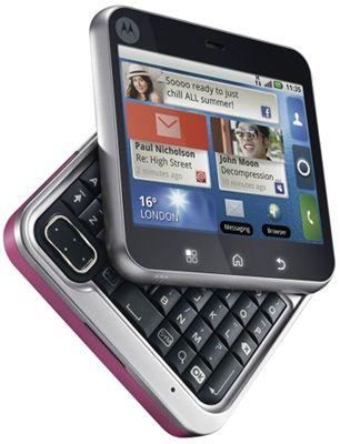 Motorola Flipout Sim Free Unlocked Mobile Phone