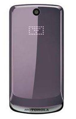Motorola Gleam Lilac Sim Free