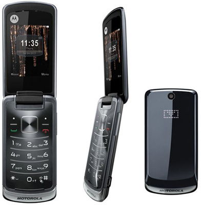 Motorola Gleam Sim Free Unlocked Mobile Phone