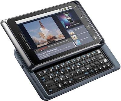 Motorola Milestone 2 Sim Free Unlocked Mobile Phone
