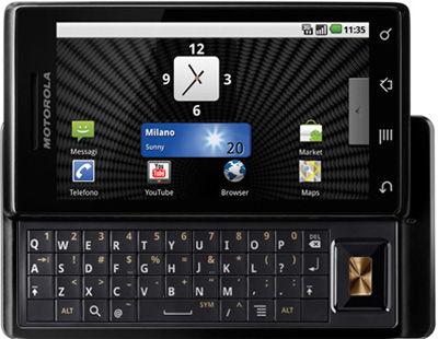Motorola Milestone Sim Free Unlocked Mobile Phone