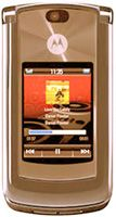 Motorola RAZR2 V8 (Pale Gold) Sim Free Unlocked Mobile Phone