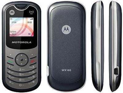 Motorola W160 Sim Free Unlocked Mobile Phone