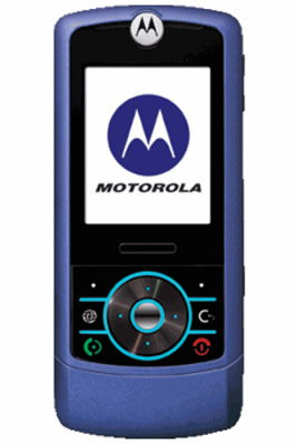Motorola MOTORIZR Z3 Blue Mobile Phone Sim-Free Unlocked
