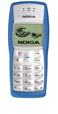 Nokia 1100 Sim-Free Unlocked