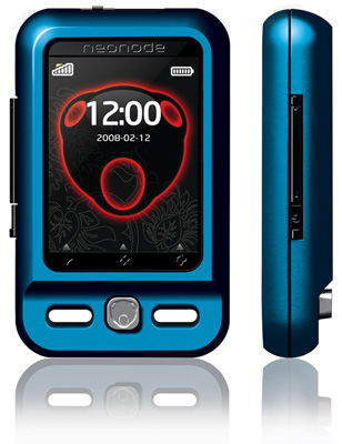 Neonode N2 (Blue/Azure) Sim Free Unlocked Mobile Phone