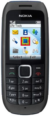 Nokia 1616 Sim Free Unlocked Mobile Phone