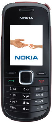 Nokia 1661 Sim Free Unlocked Mobile Phone