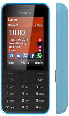 Nokia 208 Sim Free
