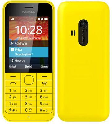 Nokia 220 Sim Free Dual Sim